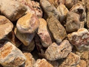 Камень перлит окатанный